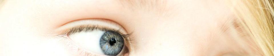 глаза девочка.