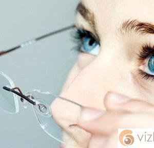 глаза очки