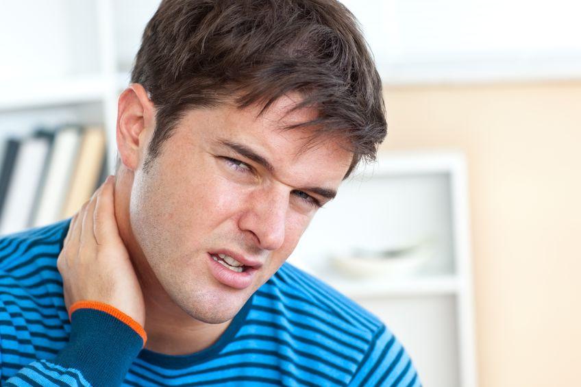 остеохондроз и зрение