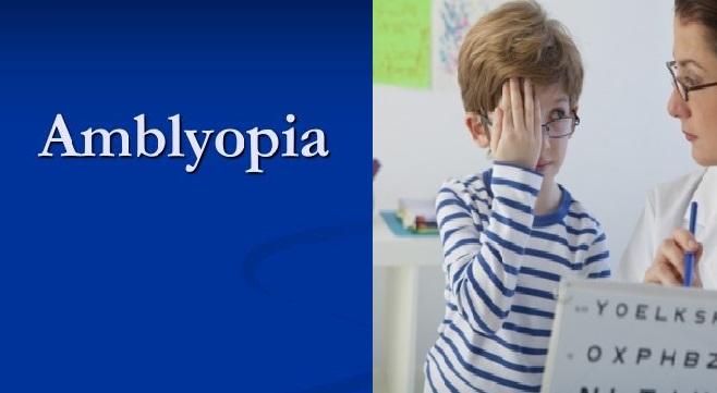 Амблиопия у детей - лечение 2