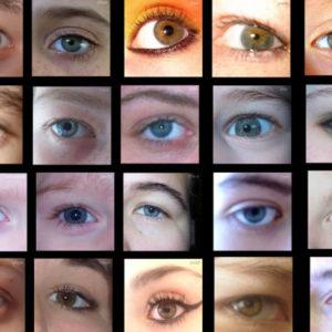 про разные глаза