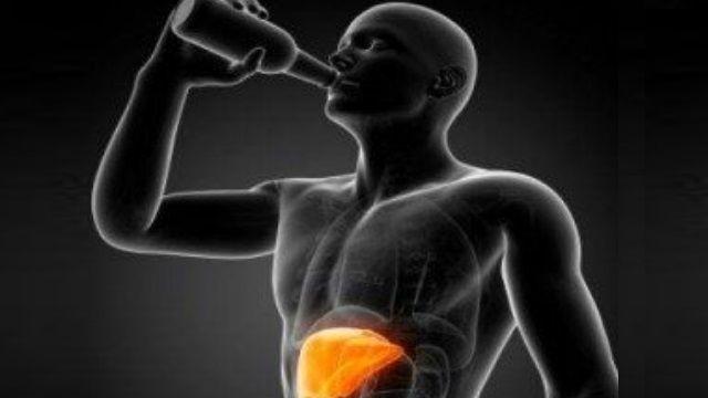 алкогольное повреждение печени