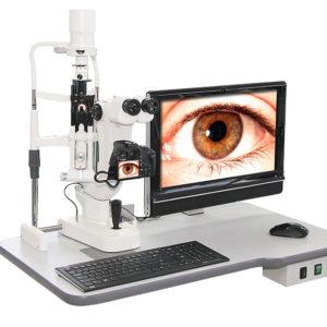 Щелевая лампа офтальмологическая