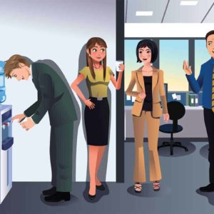 Важные правила правильного выбора воды в офис