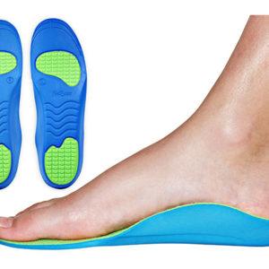 Как выбрать обувь для плоской стопы